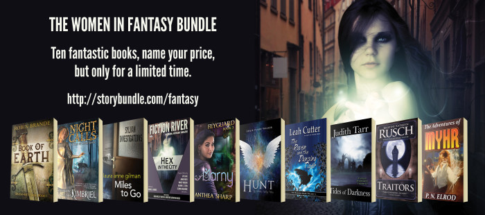 Women in Fantasy Storybundle