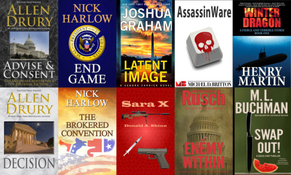 Thriller Storybundle