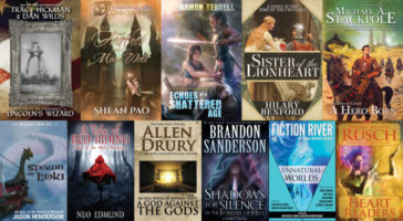 11 Fantasy Ebooks For One Low Price!