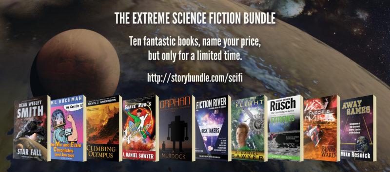 The Extreme Science Fiction Bundle
