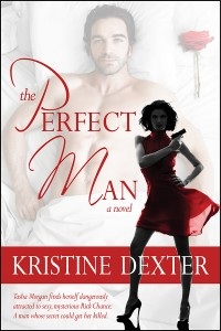 The Perfect Man Dexter ebook cover web