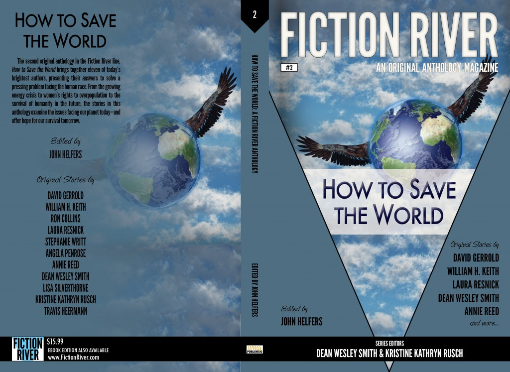FR How to Save the World POD cover