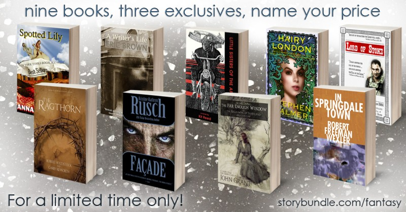 Literary Fantasy Storybundle