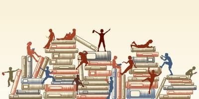 Business Musings: Frontlist? Backlist? Books!