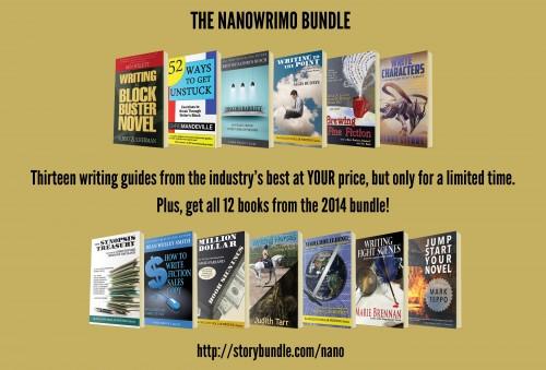Bundles, Boxed Sets, Short Stories, Nonfiction, Novels, Pen Names—Whew, What A Day For News!