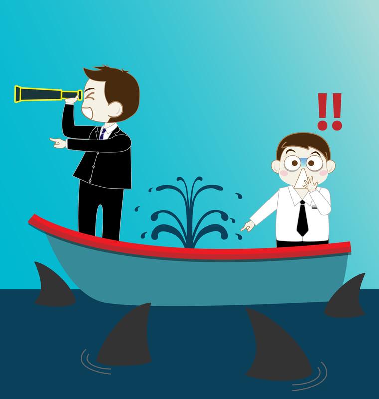 Business Musings: Learned Helplessness