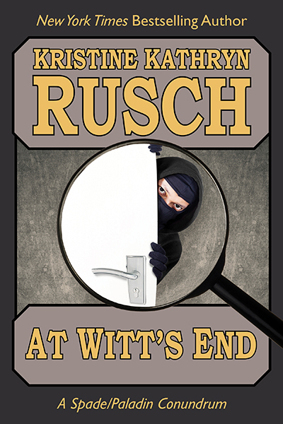 Free Fiction Monday: At Witt's End