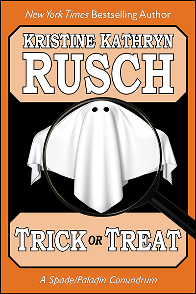 Free Fiction Monday: Trick or Treat