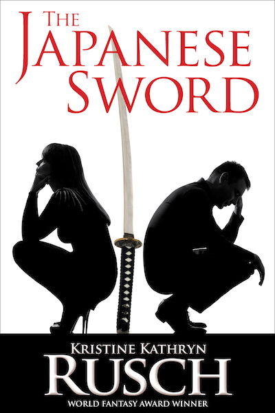 Free Fiction Monday: The Japanese Sword