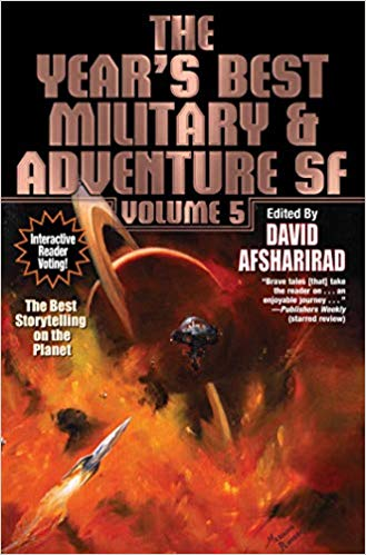 The Year's Best Military & Adventure SF (with voting!)