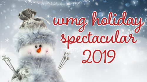 The Holiday Spectacular Launches in Less Than A Week