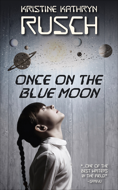 Free Fiction Monday: Once on the Blue Moon
