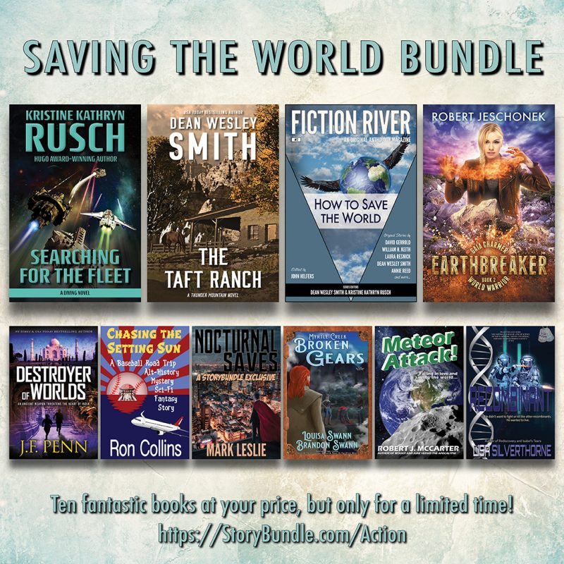 Saving The World and Historical Mysteries, and A Plethora of Writing Tips