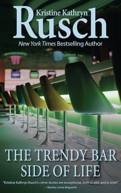 Free Fiction Monday: The Trendy Bar Side of Life