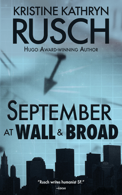 Free Fiction Monday: September at Wall and Broad