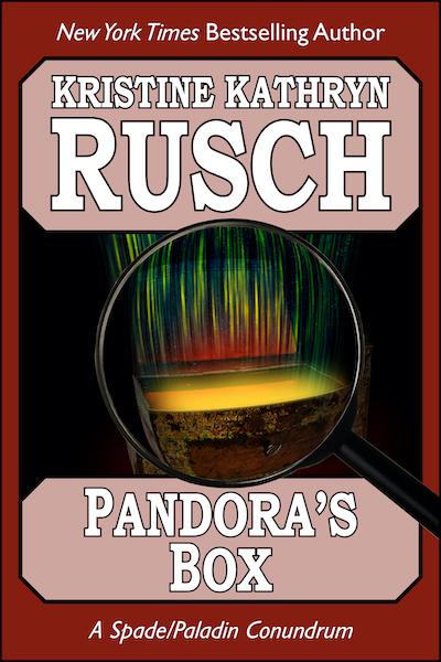 Free Fiction Monday: Pandora's Box