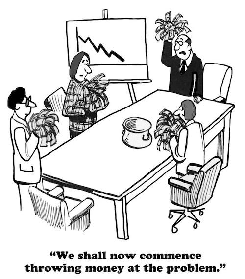 Business Musings: Comfort
