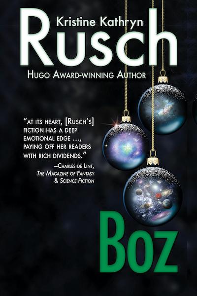 Free Fiction Monday: Boz