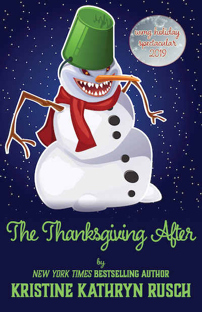 Free Fiction Monday: The Thanksgiving After
