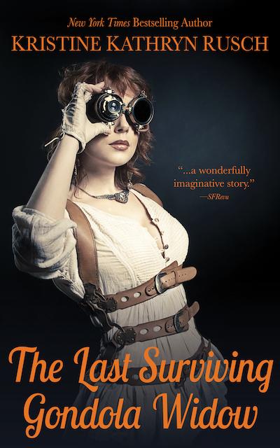 Free Fiction Monday: The Last Surviving Gondola Widow