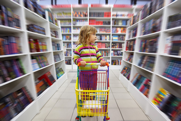Business Musings: Shopping As Experience (Jumping The Digital Divide Part 3)