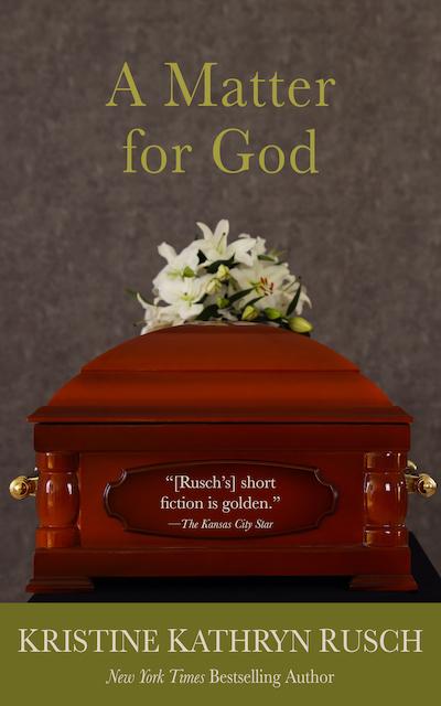 Free Fiction Monday: A Matter for God