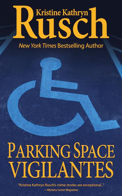 Free Fiction Monday: Parking Space Vigilantes